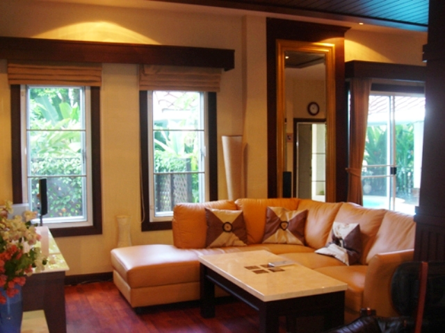 Hua Hin Real Estate Agency's House for Sale BEVERLY  HILLS [HH 22120] 3